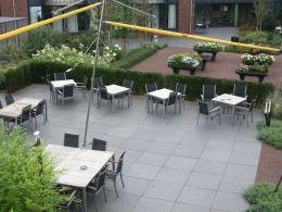 Belevingstuin Verzorgingstehuis Wijk en Aalburg