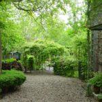 Landelijk tuin dijkwoning Rossum